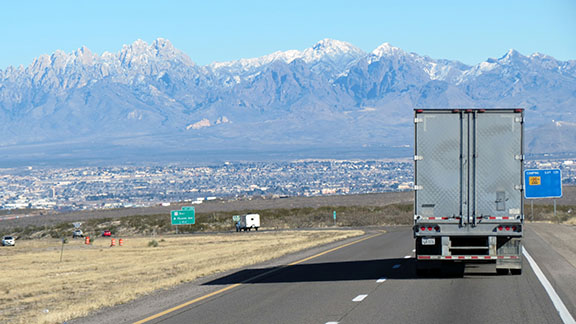Las Cruces Mountains small