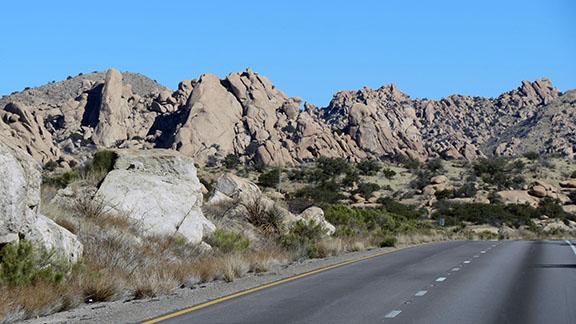 Texas Canyon rocks small