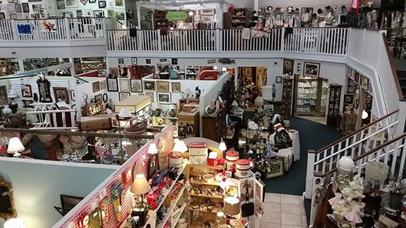 Traditions Antique Mall small