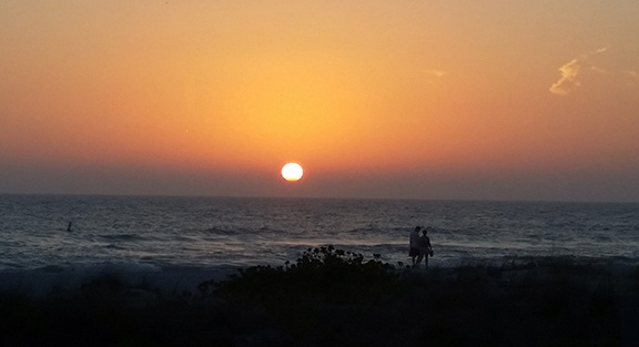 Amelia Island Sunset small