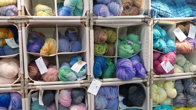 Yarn display 2