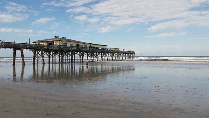 short-pier
