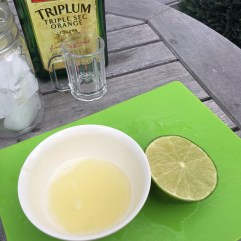 Squeeze Lime Juice