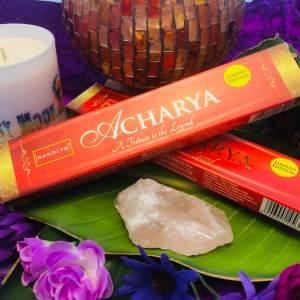Acharya Incense Sticks