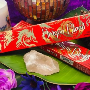 Dragon Blood Incense Sticks
