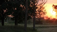 Sunset from the Tipee