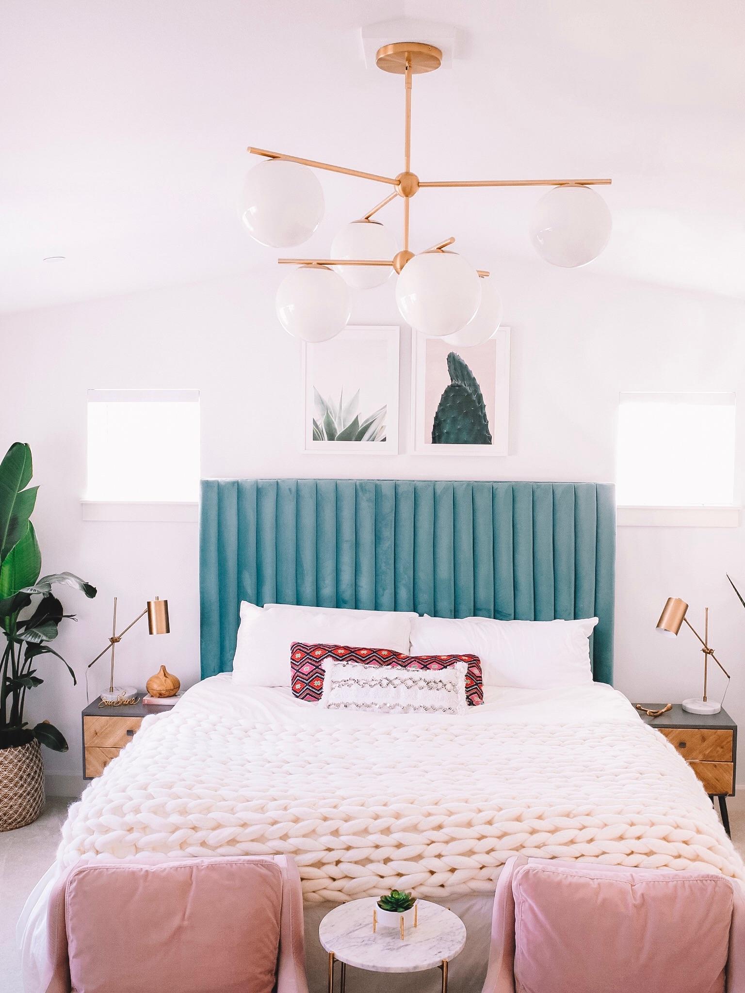 Boho Chic Bedroom Decor Gypsy Tan