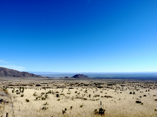 Organ Mountains, Las Cruces