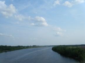 Crossing River in East TX or LA
