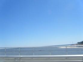 Crossing Over Saint Louis Bay