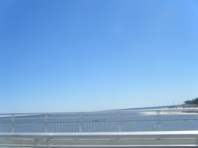 Crossing Over Saint Louis Bay