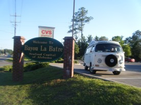 Look'n for Bubba in Bayou La Batre, AL