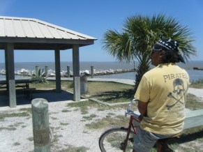Rest Stop Across From Fort Gaines