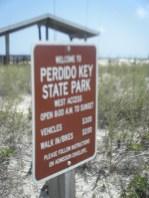 Perdido Key SP Day Use Area