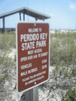 Perdido Key SP Day Use Area