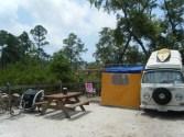 Our 1st Camp in Florida...at Big Lagoon SRA, Perdido Key