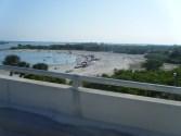 Gulf Side Swimming Beach at Sebastian Inlet