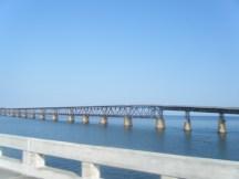 The Old Overseas Highway Railway Bridge