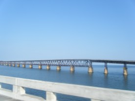 The Old Overseas Highway Railway Bridge