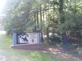 Entrance to Natchez Trace