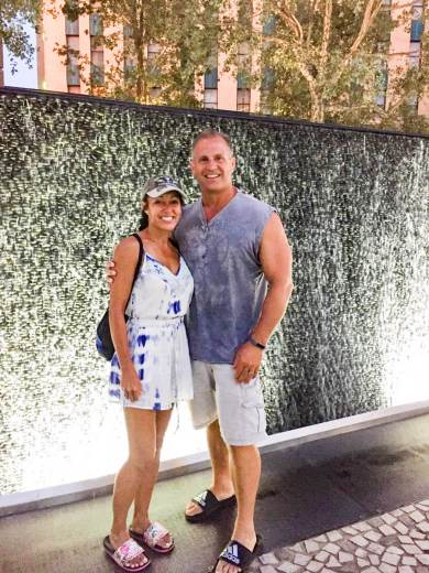 Sin City makes fitness difficult, but First N Fitness owner Nancy Lamb has a method.