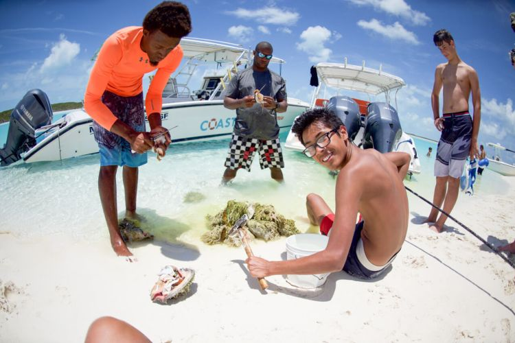 Experience the local side of the Bahamas!