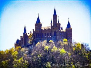 Burg Hohenzollern, a favorite European Destination.