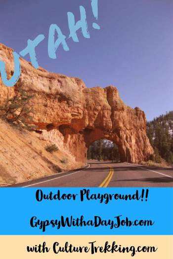 Outdoor Playground in Utah, fun and recreation around the state.
