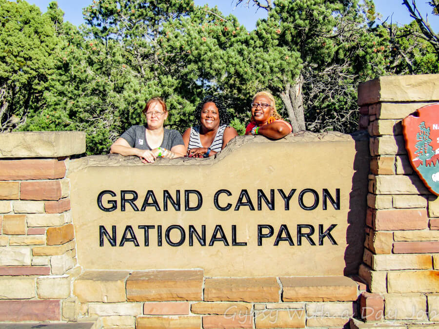 Grand Canyon Day Trip, Grand Canyon Experience, Mather Point.