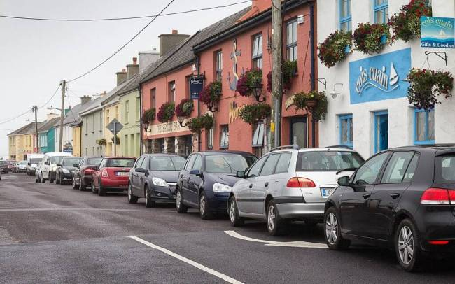 The Moorings, Portmagee, Ireland Highlights.