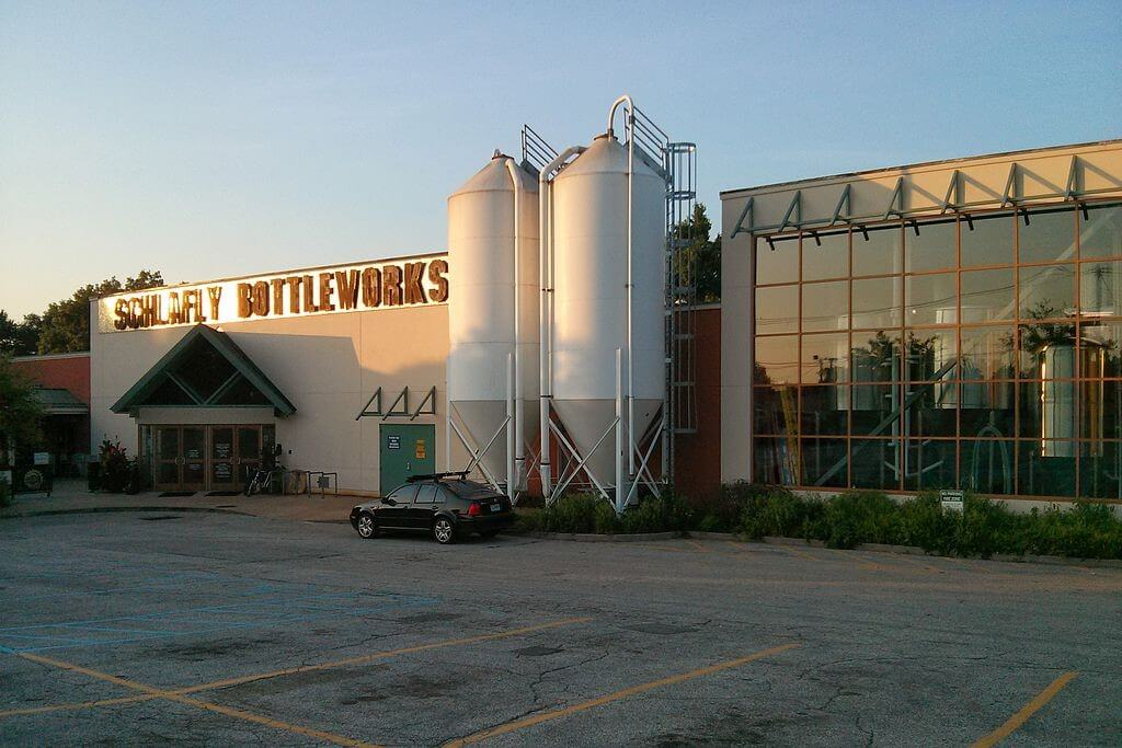 St. Louis Getaway Attractions, Schlafly Bottleworks