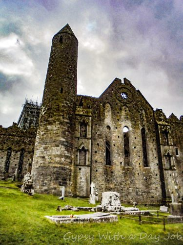 The Rock of Cashel, Ireland higlights, Ireland itinerary, Ireland route.