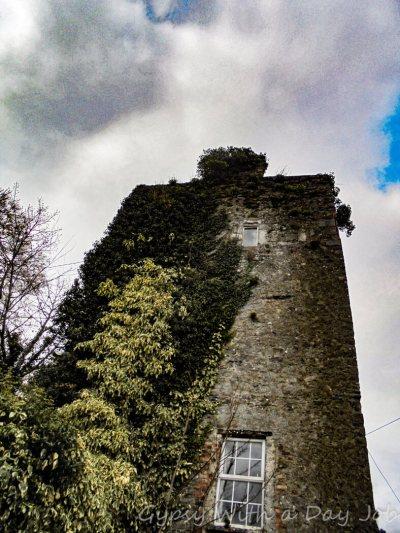 Exploring Irish countryside scenes, norman castles..