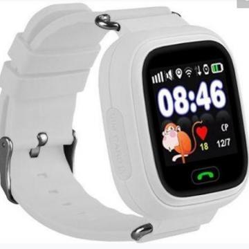 часы с GPS Q90 белый