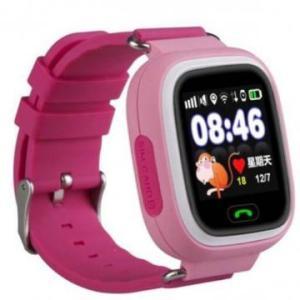 часы с GPS Q 90 розовые