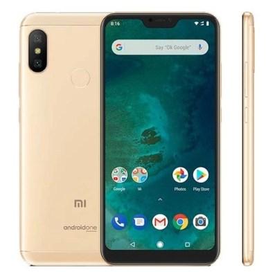 Смартфон MI A2 Lite gold