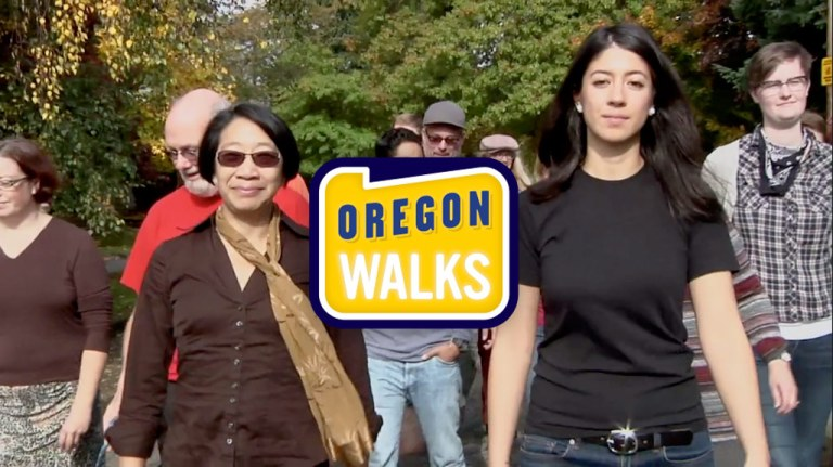 Oregon Walks branding video (Matt Giraud, Creative Director, Gyroscope Creative)