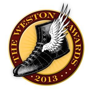 Oregon Walks Weston Awards branding (Matt Giraud, Creative Director, Gyroscope Creative