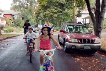 'Discover Sunday Parkways' video from Gyroscope Pictures