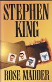 Rose Madder af Stephen King