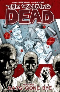 Walking Dead - Days gone bye af Robert Kirkman