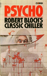 Psycho af Robert Bloch