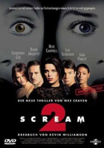 Scream 2 instrueret af Wes Crawen