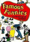 Famous Funnies. EC Comics første udgivelse.