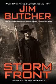Stormfront af Jim Butcher