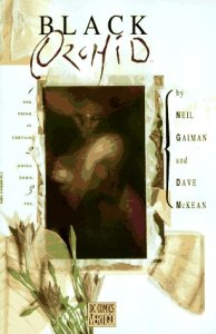 Black Orchid af Neil Gaiman