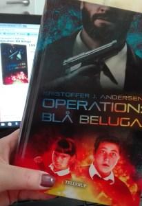 Operation: Blå Beluga af Kristoffer J. Andersen