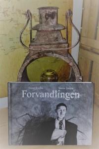 Forvandlingen af Franz Kafka, illustreret af Søren Jessen