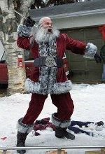 Stillbillede fra Santa's Slay