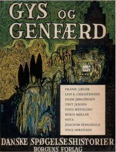 Gys og genfærd - danske spøgelseshistorier / red. Poul Sørensen